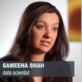 SAMEENA SHAH